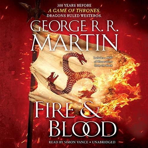 george r. r. martin audiobooks