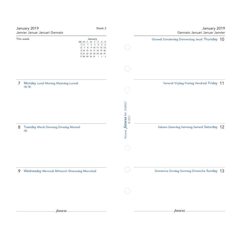 Filofax 2019 2019 2019 Compact Saffiano Organizer, Raspberry, Papier Größe 17,1 x 9,5 cm (c022475–19) B07D8YKZFC | Exquisite Verarbeitung  7b1ba4