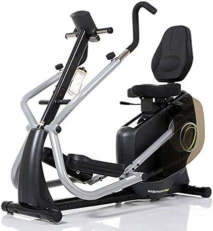 Bicicleta Elíptica Y Estática Reclinada, 2 en 1, Ergómetro Con ...