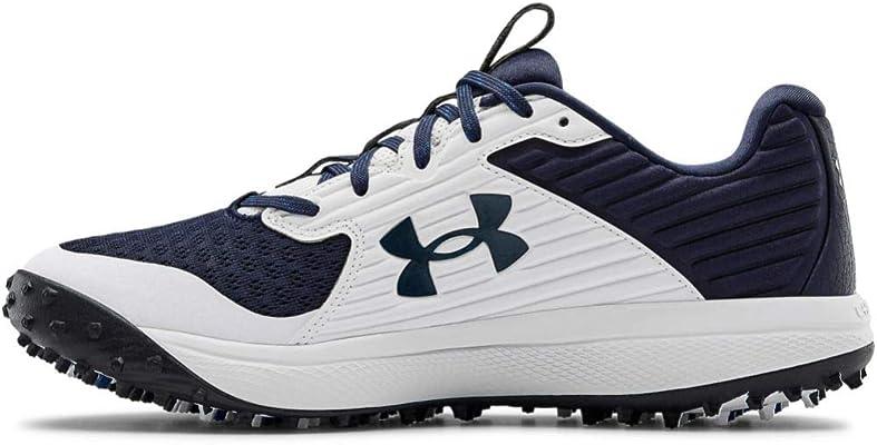 Under Armour Men's Yard Turf Baseball Shoe