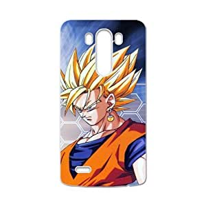 Drangon ball z LG G3 case Super Saiyan Stylish cover DIY Pattern Smooth Hard Case Fits For LG G3 New
