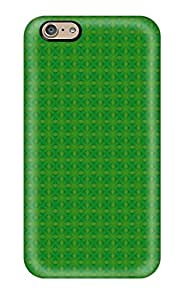 Top Quality Case Cover For Iphone 6 Case With Nice Funky Green Abstract Design Appearance
