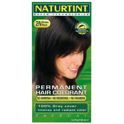 NATURTINT 2N Brown Black Hair Color, 5.6 ()