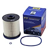 iFJF TP1015 Fuel Filter for Chevrolet(Cruze 2014-2018/Silverado 2500HD,3500HD 2017-2018) & GMC (Sierra 2500HD/3500HD 2017-2018) (Set of 1)