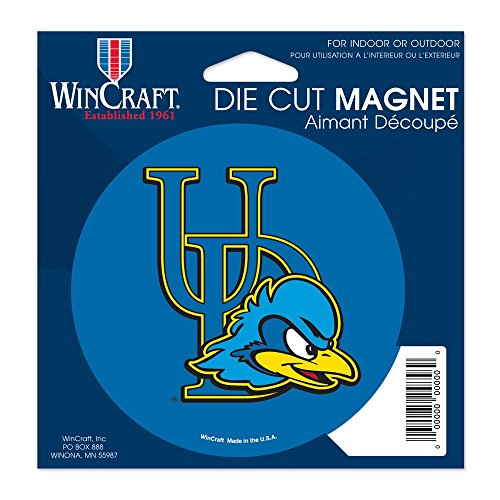 "NCAA University of Delaware Die Cut Magnet, 4.5"" x 6"""
