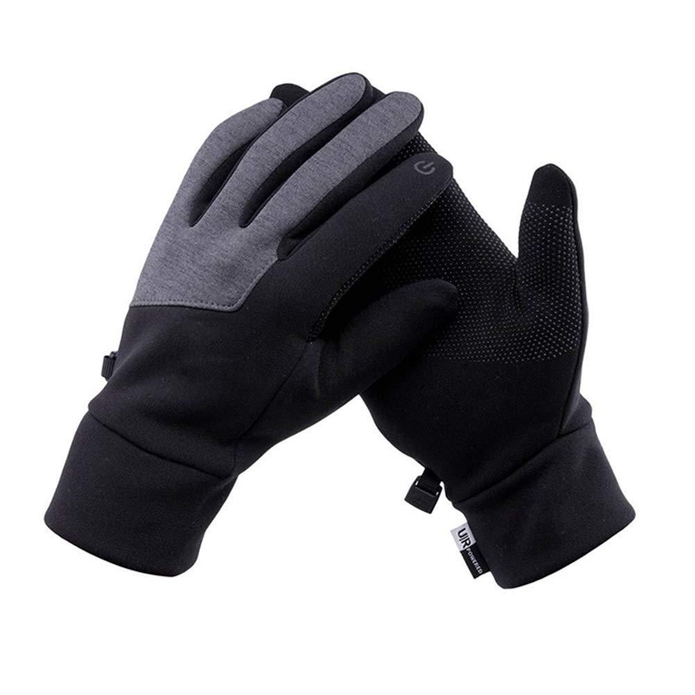 人気大割引 手袋 S サイクリング用手袋 ウォーム手袋 スキーグローブ スポーツ手袋 S Black 防風手袋 タッチスクリーン手袋 ロッククライミンググローブ ウィンターシック ZHANGAIZHEN (色 : Black gray, サイズ さいず : Xs xs) B07KNMY2T5 Black gray S s S s|Black gray, 京都からの逸品 アート和風館:3c68fe92 --- svecha37.ru