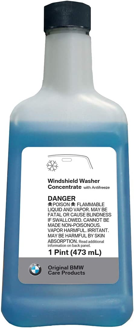 BMW Windshield Washer Concentrate