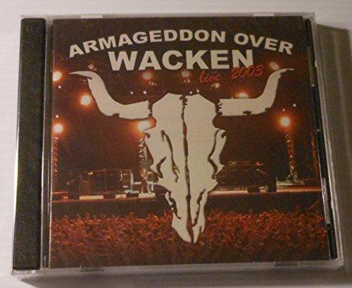 Armageddon over WACKEN LIVE 2003 CD (Crash Music 2004)[Double CD format]***NEW in Plastic wrap*** ()