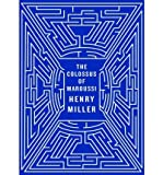 Front cover for the book The Colossus of Maroussi by Henry Miller