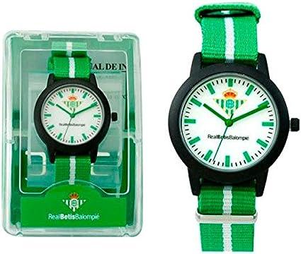 Seva Import Reloj pulsera cadete Real Betis analogico