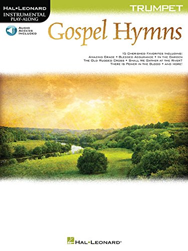 Gospel Hymns for Trumpet: Instrumental Play-Along (Hal Leonard Instrumental - Trumpet Hymns