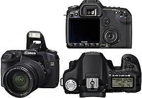 Canon EOS 50D Body - Cámara Réflex Digital 15.1 MP (Cuerpo ...