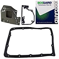ECOGARD XT1187 Transmission Filter Kit for 1988-1994 Isuzu Pickup, 1985-1989 Impulse, 1992-1994 Amigo | 1990-1996 Mitsubishi Montero, 1990 Van | 1985-1991 Volvo 740, 1985-1987 760, 1992-1993 960