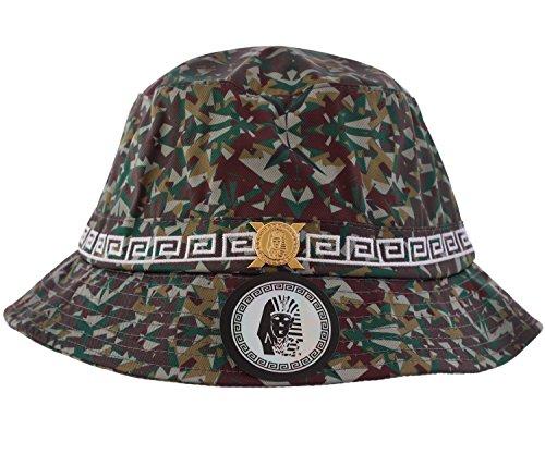 d1e901288f4 Last Kings Key Step Bucket Hat (Green)