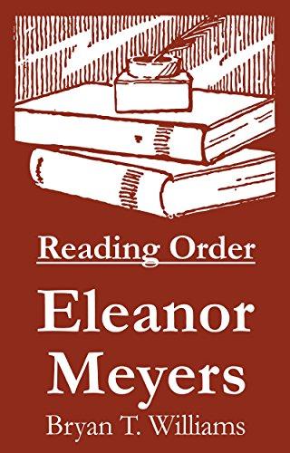 Eleanor Meyers - Reading Order Book - Complete Series Companion Checklist