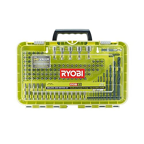 (Ryobi Drilling and Driving Kit 120 piece Set A981202)