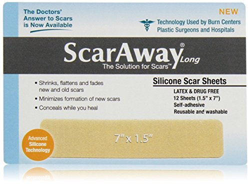 Fiches ScarAway long Professional