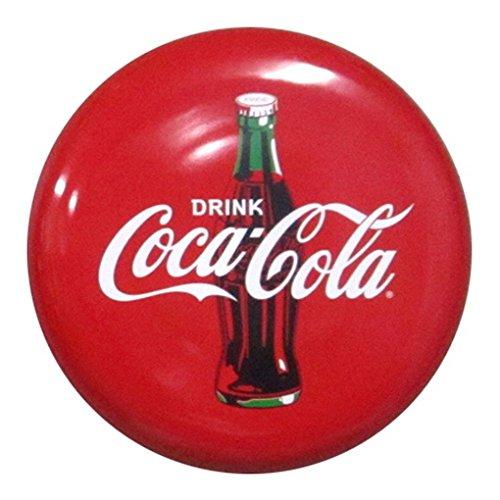 コカコーラ Coca-Cola Disc Icon (PJ-SAW2) 赤 45.5×36×5.5cm B07CF5RVCJ