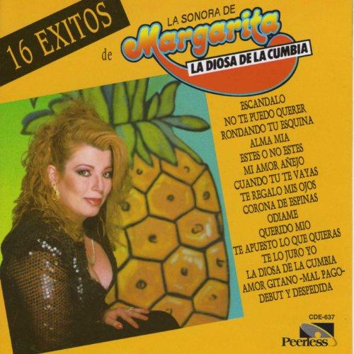 - 16 Exitos De La Sonora De Margarita
