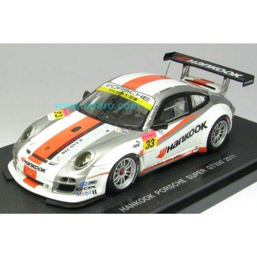 Porsche 911 GT3 RSR No. 33 Super GT300 2011