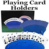 Brybelly GPCA-002 Set of Two Hands Free Playing Card Holders