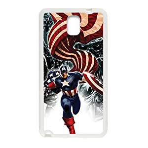 2015 Bestselling captain america marvel now Phone Case for Sumsung Note 3
