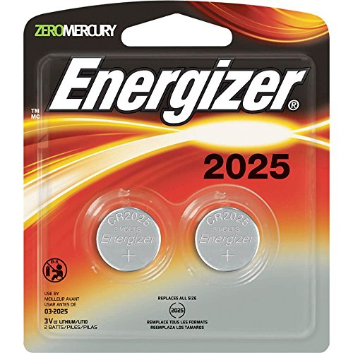 EVE2025BP2 - Eveready 2025BP2 Lithium Button Cell 2025 Size General Purpose Battery