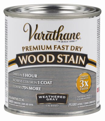 Rust Oleum 269398 Varathane Stain Weathered