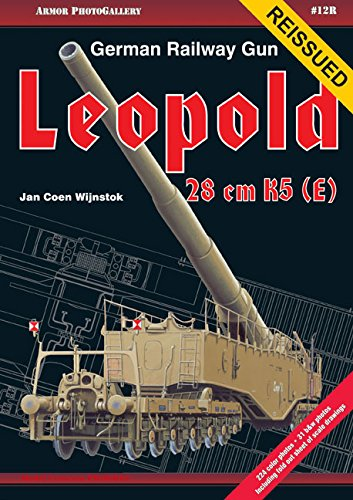 German Railway Gun 28 cm K5(E) Leopold (Armor PhotoGallery)