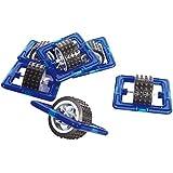 Magformers - 2042600 - Construcción Juego - ruedas En la plaza - 6 Habitaciones