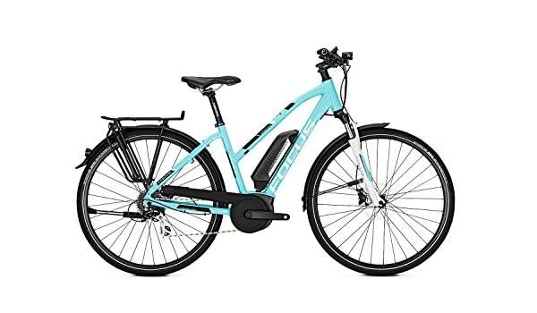 E-bike Focus Aventura 2 28 Mujer 8 G Shimano Acera Bosch Active ...