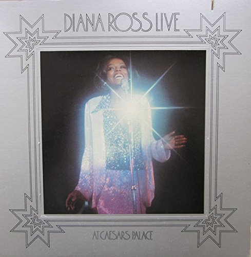 Diana Ross/Live At Caesars - 5169 Rb