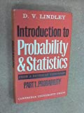 img - for Introduction to Probability and Statistics from a Bayesian Viewpoint. Part 2: Inference. First Edition. book / textbook / text book