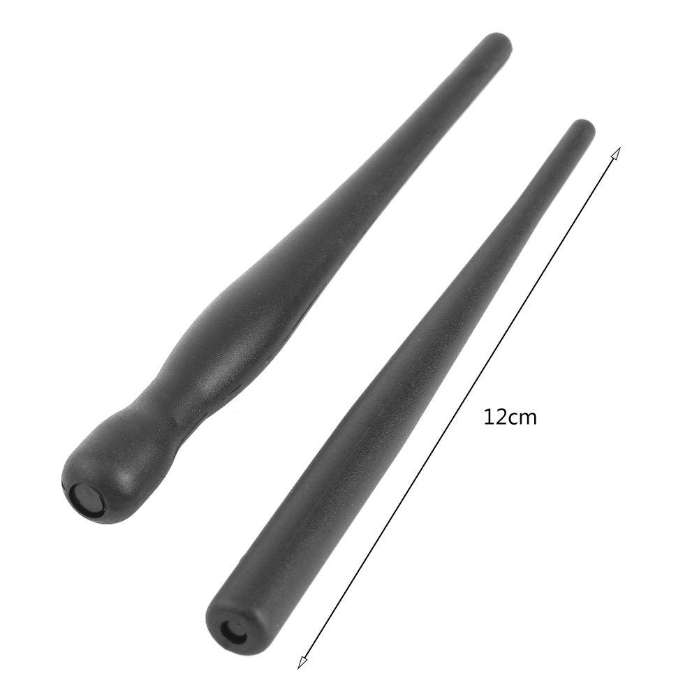 Cartoon Pen Holders,Comic Dip Pen Set Plastic Pen Handle Nib Holder for Cartoon Drawing Stationery Drawing Tools with 2 Black Pen Holders and 5 Nibs