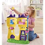 Fisher-price Little People Disney Princess Rapunzel's Tower