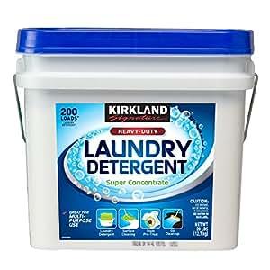 Amazon Com Kirkland Laundry Detergent Super Concentrate