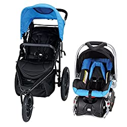 Baby Trend Stealth Jogger Travel System Seaport