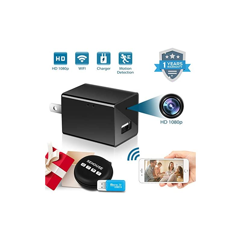 Hidden Camera 1080P HD Motion Detection