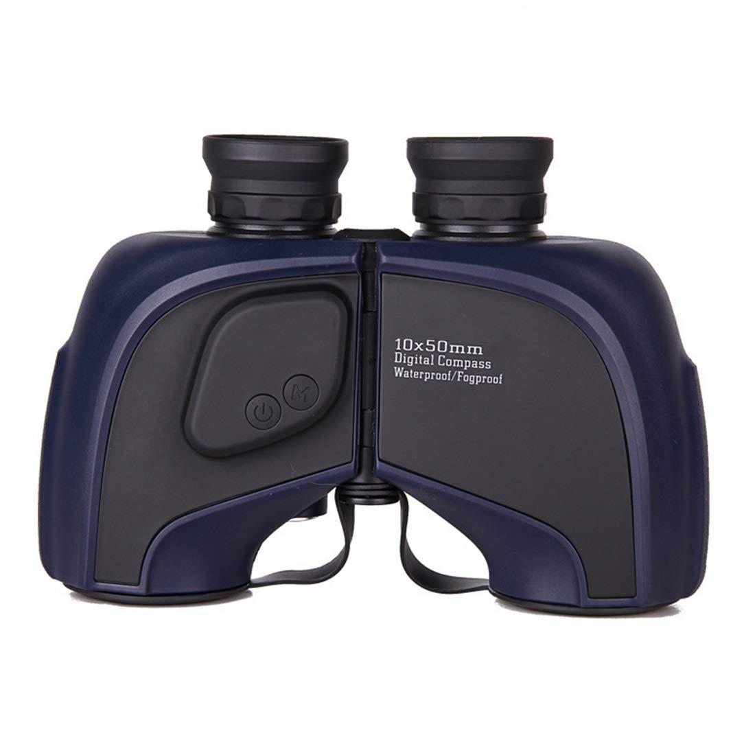 Neconyan 大人用双眼鏡10x50アウトドアプロフェッショナル - BAK4プリズムFryingレンズ付きフライスレンズ - 狩猟用バードウォッチング用のHDビュー双眼鏡 B07KCHMKT8  ブラック