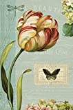 """Mother's Treasures Spring Garden Flag Floral Decorative Butterfly 12.5"""" x 18"""""""