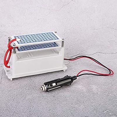 Eastbuy Generador de ozono - DC12V 10g / h Máquina de desinfección ...