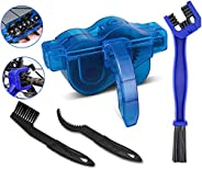 WJY Chain Scrubber, Bike Chain Cleaner Bicycle Chain Cleaning Brush Tool, for Multi-Purpose for Cycling Bikes