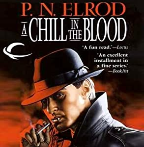 A Chill in the Blood Audiobook