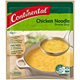 Continental Simmer Soup Chicken Noodle 45G