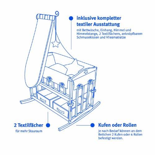 roba babybett 4 in 1 bestseller shop f r kinderwagen. Black Bedroom Furniture Sets. Home Design Ideas