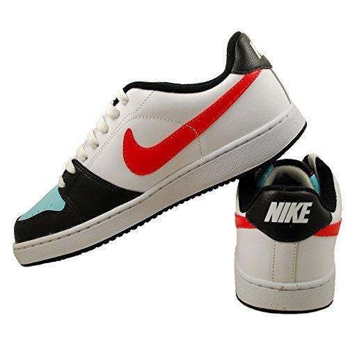 Nike - Wmns Backboard - Color: Bianco-Celeste-Nero - Size: 38.5 El Envío Libre 100% Garantizada NWX6KEcdu