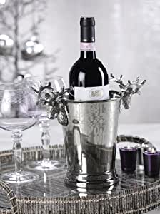 Ice Bucket and Wine Holder