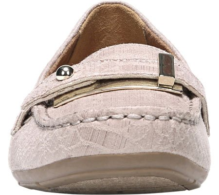 Naturalizer Gisella Fabric Snake Women's Two Mocha Taupe W Tone Black PPAwqr5
