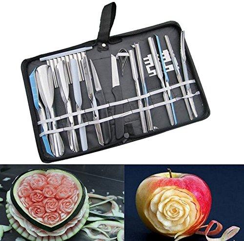 fruit garnishing tools - 5