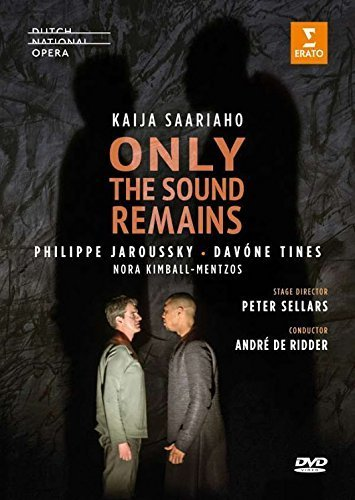 DVD : Philippe Jaroussky - Only The Sound Remains (DVD)